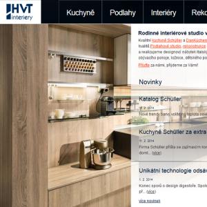HVT interiéry a kuchyně