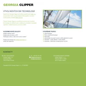 Georgia Clipper